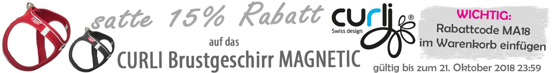 MA18 Curli Magnetic