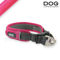 DOG Copenhagen Halsband URBAN EXPLORER Collar Wild Rose pink