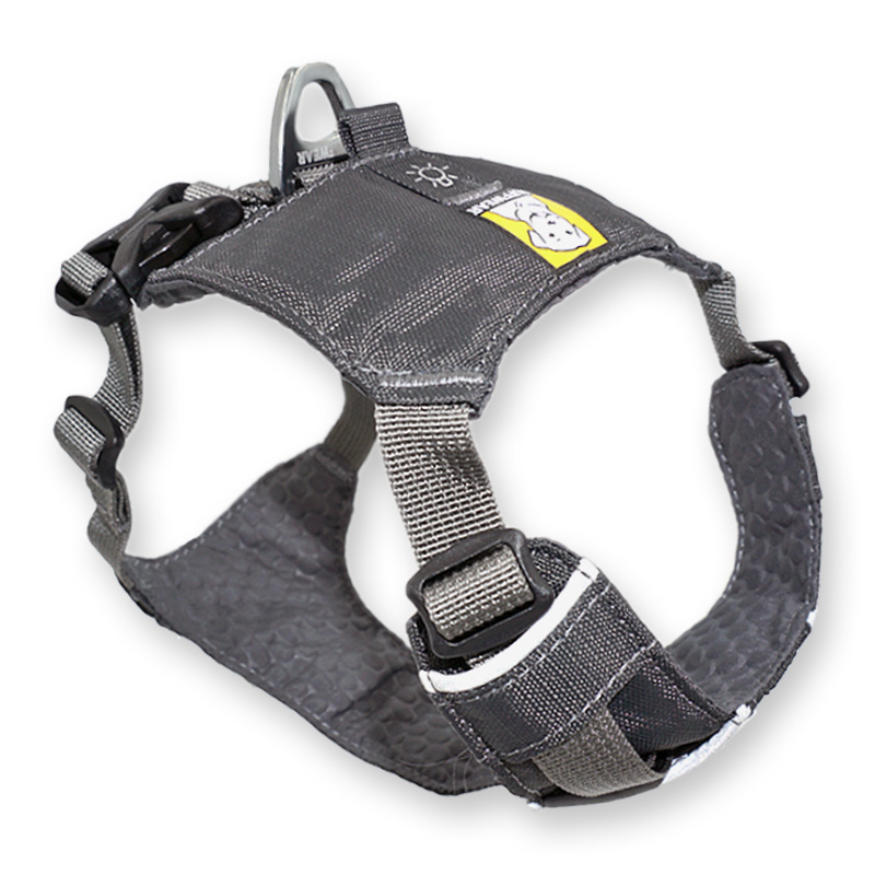 Ruffwear Hi & Light Harness Twilight Grey grau
