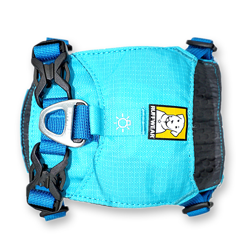 Ruffwear Hi & Light Harness Blue Atoll blau
