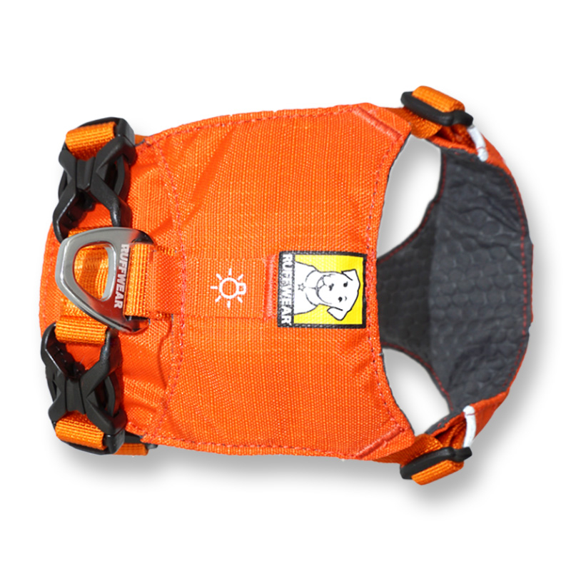 Ruffwear Hi & Light Harness Sockeye Red orange