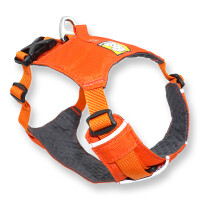 Ruffwear Hi & Light Harness Sockeye Red orange XXS