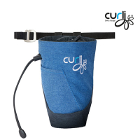 Curli Futterbeutel Treat Bag V2 blau