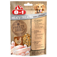 8in1 Mealty Treats Chicken Huhn 50g