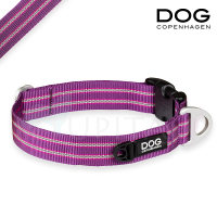 DOG Copenhagen Halsband URBAN STYLE Collar Purple Passion...