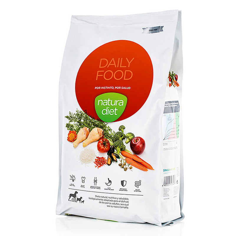 Natura Diet Daily Food Huhn mit Reis 500 g