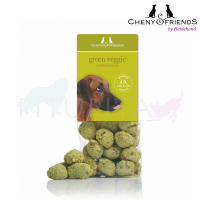 Cheny & Friends Biscuits Pralinen green veggie 125g