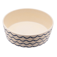 BecoPets Printed Bowl Futternapf Save the Waves