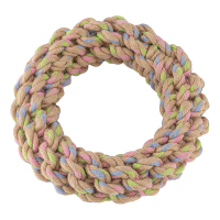 Beco Pets Rope Zergel Ring Tau Tauring groß